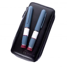 Desang Pen Pack Leather (Black)