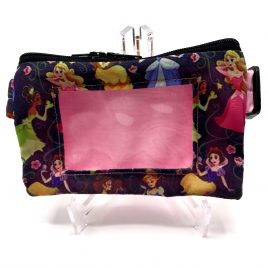 Disney Princess Navy Clear Screen Pump Pouch 24″ – 30″