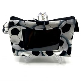 Footballs Clear Screen Pump Pouch 24″ – 30″