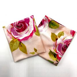 Pink Painted Roses Arm Band for Sensor or Pod (VARIOUS SIZES AVAILABLE)
