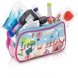 Diabetic Supply Case (Circus)