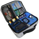 6 Grey Travel Bag set up wtih PDM WEB