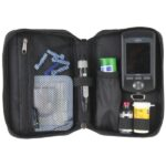 7- BLack Clutch set up Omnipod Web