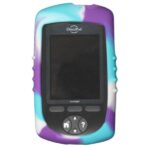 Omnipod Gel Skin purple Turqiouse with PDM 1000×1000 PS