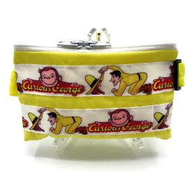 Curious George Pump Pouch 24″-30″