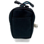 Black Pocket Pump Pouch