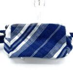 Blue White Stripe – Front