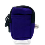 Purple Pocket Pump Pouch