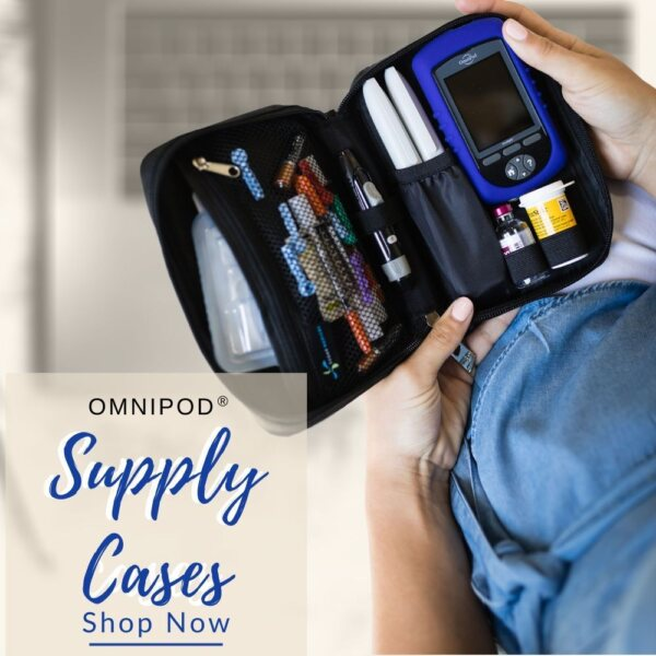 Omnipod Supply Cases