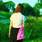 pink hypo bag
