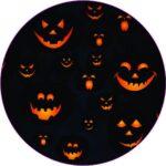 NoCutoutHalloween_Circle_with_pumpkins_black