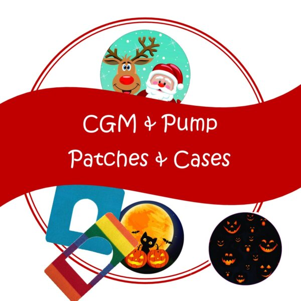 CGM and Pump Patches and Cases