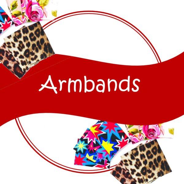 Armbands for Sensor or Pods