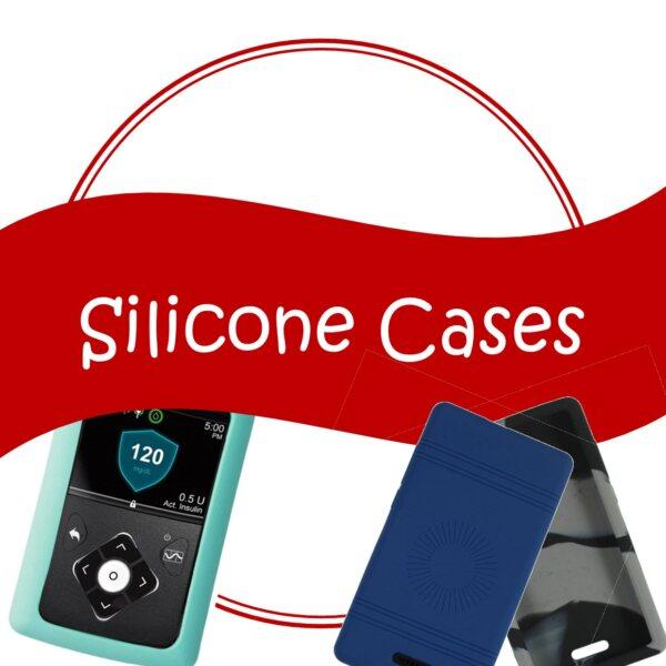 Pump/CGM Silicone Cases