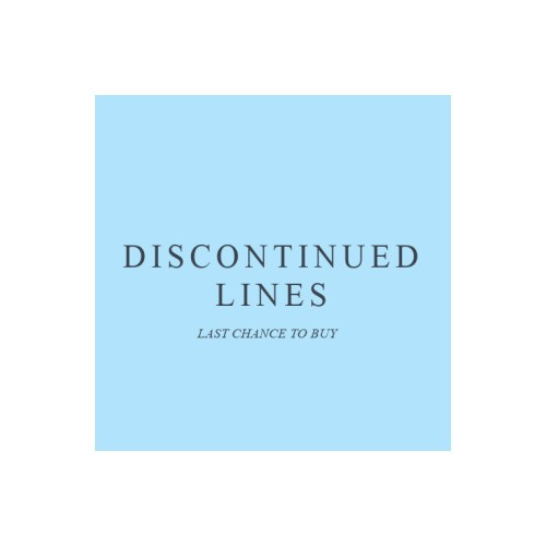 Discontinued Lines
