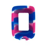 Pink Blue White Libre front