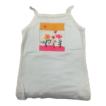 flower vest back
